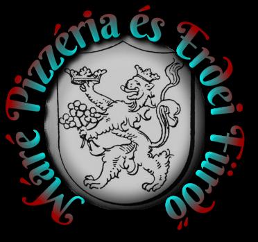 Máré Csárda-Pizzéria és Erdei Fürdő Logo